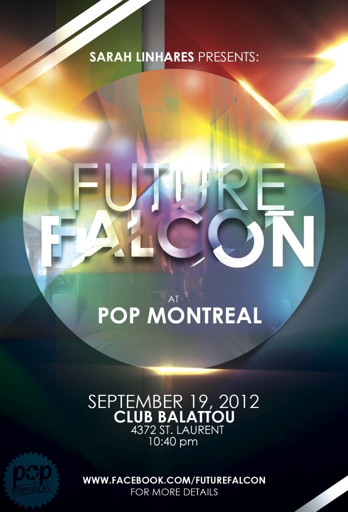 Future Falcon @ POP
