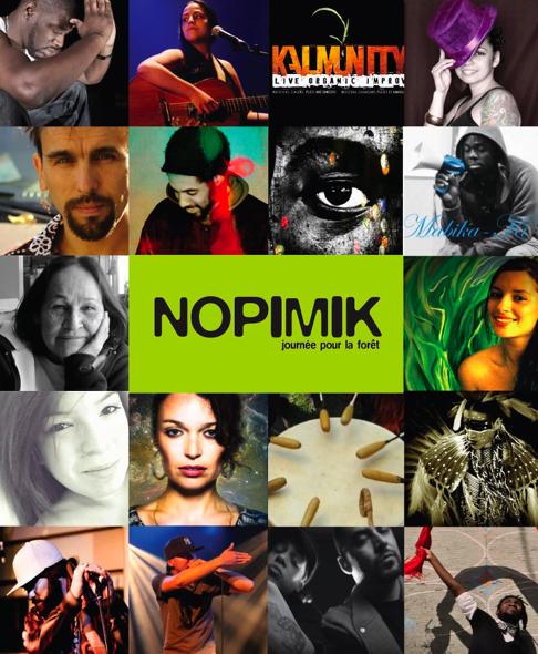 NOPIMIK Poster